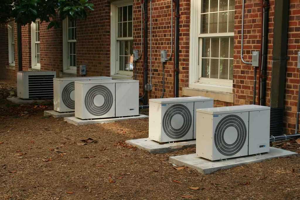 Split Inverter Monoblock Klimaanlage