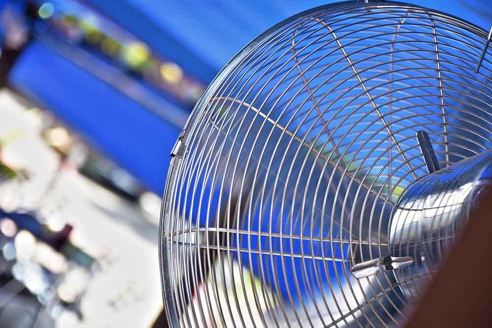 mobile und stationäre Klimaanlage